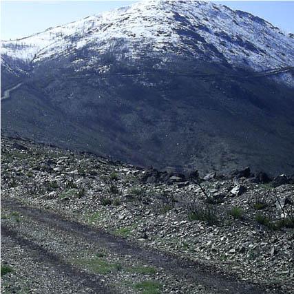 Monte Colcurinho- Serra do Açor