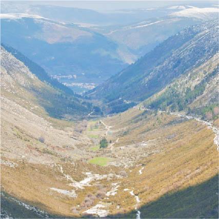 Vale Glaciar Rio Zêzere